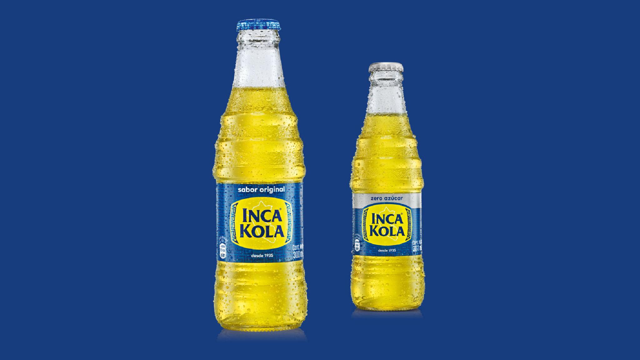 Inca Kola Header